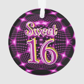 Sweet 16 ornament