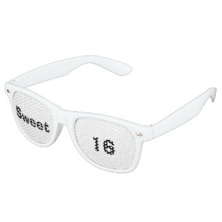 """""""Sweet 16"""" Party Shades"""