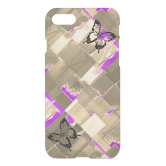 Sweet Abstract Butterfly Graphic Art Phone Case