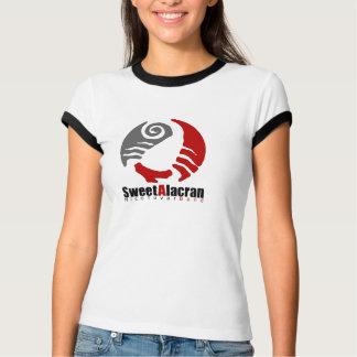 Sweet Alacran Ladies Ringer T-Shirt