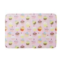 Sweet and Colourful Cupcake Pattern