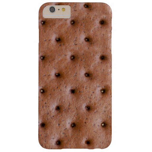 Sweet and Funny Ice Cream Sandwich Barely There iPhone 6 Plus Case