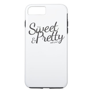 Sweet and Pretty iPhone 8 Plus/7 Plus Case