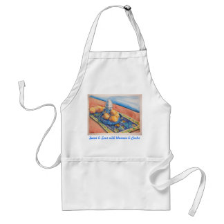 Sweet and Sour Apron
