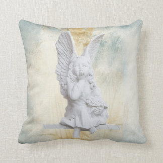 Sweet Angel Girl | Throw Pillow
