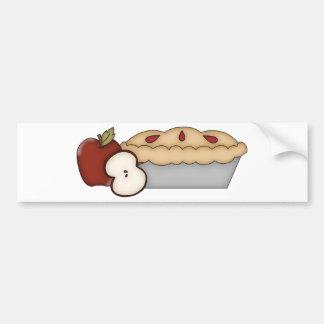 Sweet Apple Pie Bumper Sticker