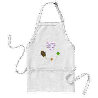 Sweet apron