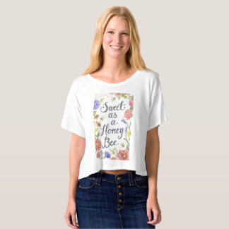 Sweet as a Honey Bee Tshirt