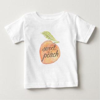 Sweet as a Peach Toddler Shirt
