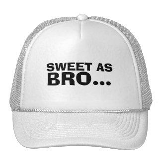 SWEET AS BRO NEW ZEALAND SLANG CAP