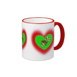 Sweet as Candy Cane holiday mug