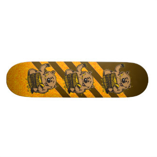 Sweet As Honey Skate Board Deck