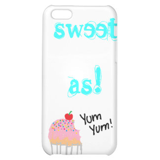 Sweet as! cover for iPhone 5C