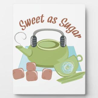 Sweet As Sugar Display Plaques