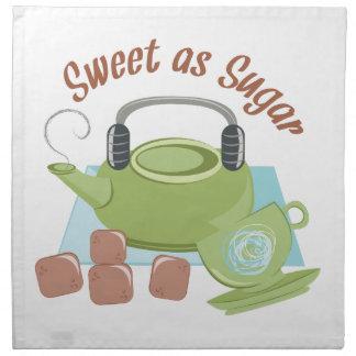 Sweet As Sugar Napkin