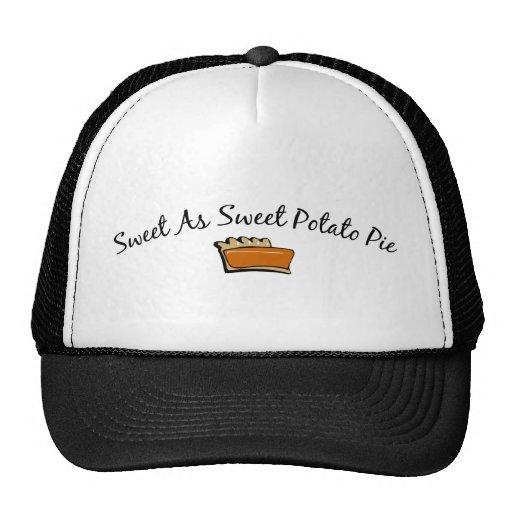 Sweet As Sweet Potato Pie Trucker Hats