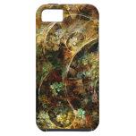 Sweet Autumn Abstract Fractal Art iPhone 5 Case