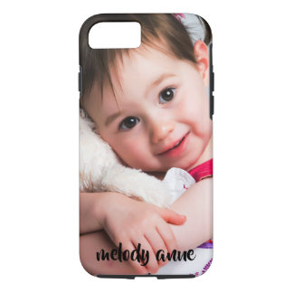 Sweet Baby/Child Photo Template iPhone 8/7 Case