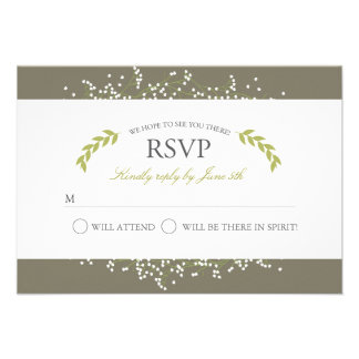 Sweet Baby s Breath Response Cards