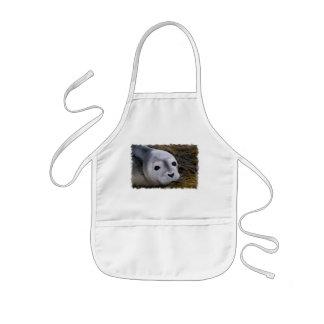 Sweet Baby Seal Children's Apron