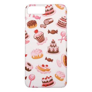 Sweet background iPhone 7 plus case