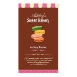 Sweet Bakery Shop - Macaroons Macarons Pastries