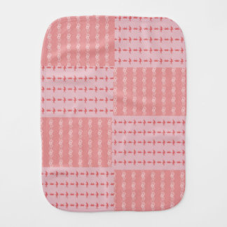Sweet Ballerinas Burp Cloth