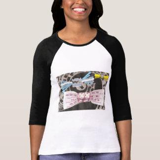 Sweet Bats Three Quarter Length Women's T-Shirt