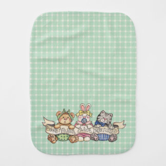 Sweet Beginnings - Burp Cloth