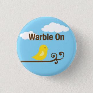 Sweet Birdie Button