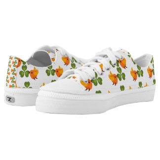 Sweet Birds Printed Shoes