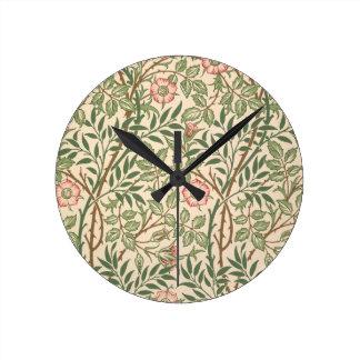 'Sweet Briar' design for wallpaper, printed by Joh Clock