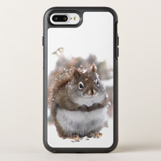 Sweet Brown Squirrel Animal OtterBox Symmetry iPhone 7 Plus Case