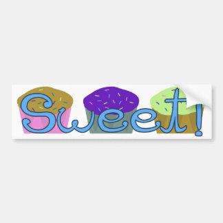 Sweet Bumper Sticker
