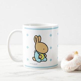 Sweet Bunny, Classic Mug with diamond pattern