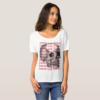 Sweet but Toxic Skull T-Shirt