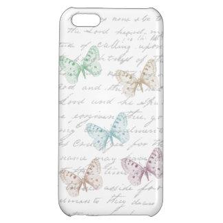 Sweet Butterflies iPhone 5C Cases