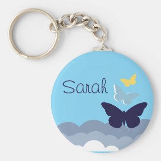 Sweet Butterfly Key Chain