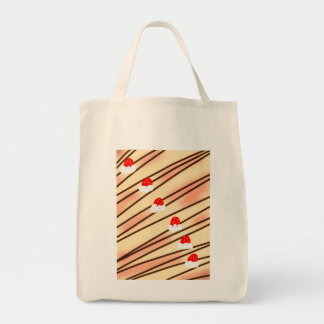 Sweet Cake Grocery Tote Bag