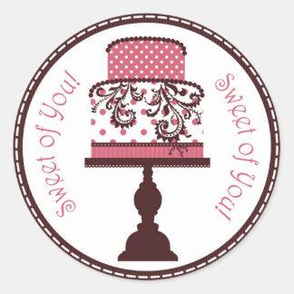 Sweet Cake TY Sticker 3