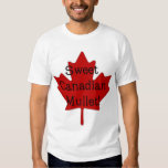 Sweet Canadian Mullet T-shirt