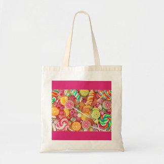 Sweet Candy Budget Tote