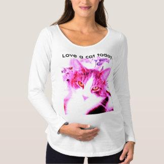 Sweet Cat 2 Maternity T-Shirt