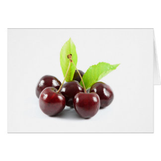sweet-cherries card