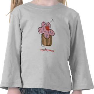 Sweet Cherry Cupcakes Confectionery Bakery Cute Tees