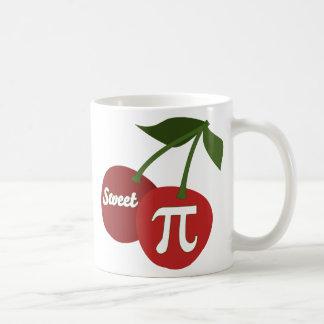 Sweet Cherry Pi Coffee Mugs