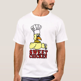 Sweet Chicken BBQ T-Shirt