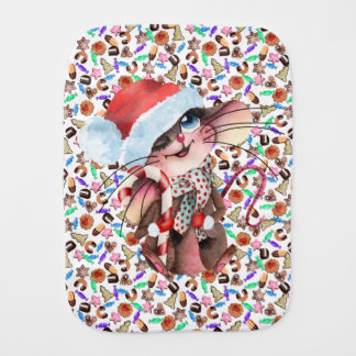 Sweet cloth for Christmas mice