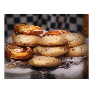 Sweet - Cookies - Cookies and Danish 21.5 Cm X 28 Cm Flyer