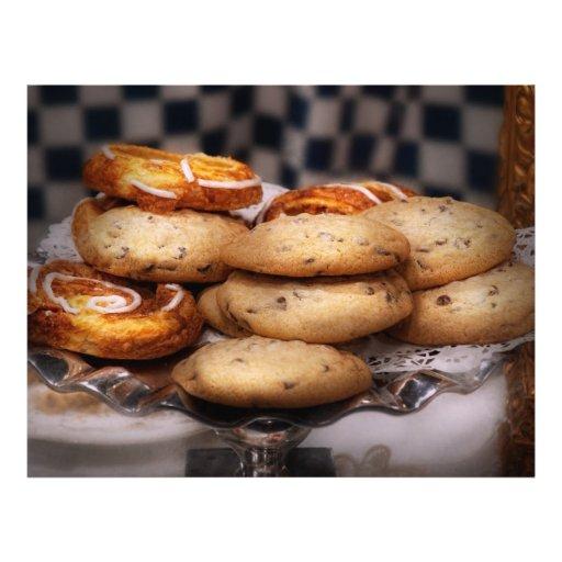 Sweet - Cookies - Cookies and Danish Flyer Design